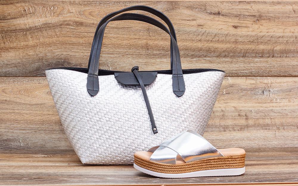 la comodidad es importante zapatos bolsos mujer